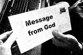 messagefromgod
